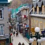 Old Québec City—a Touch of Europe North of the Border