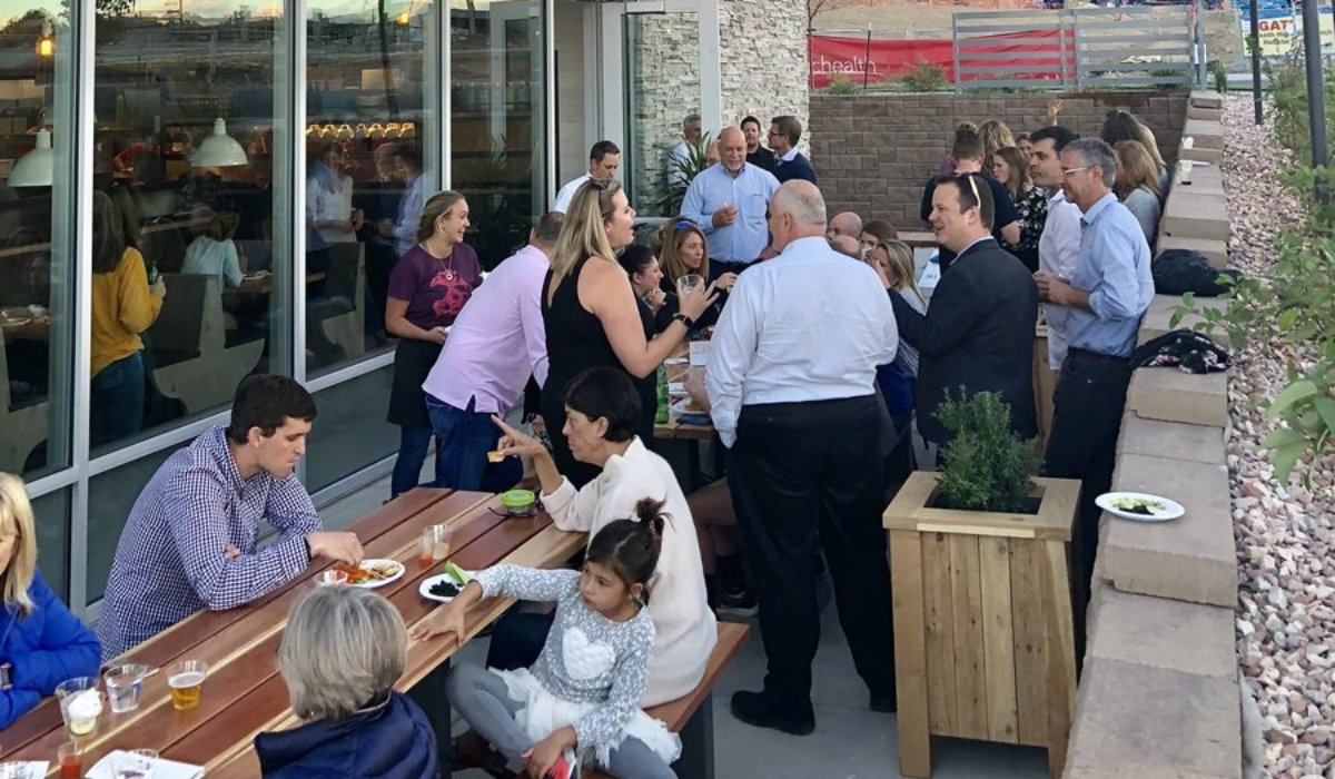 Next Door in Highlands Ranch Grand Opening Party 4