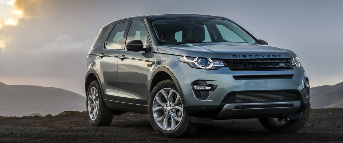 The All New Land Rover Discovery Sport 1