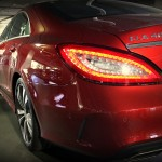 Street Lines: The 2015 Mercedes-Benz CLS400 Sedan 1