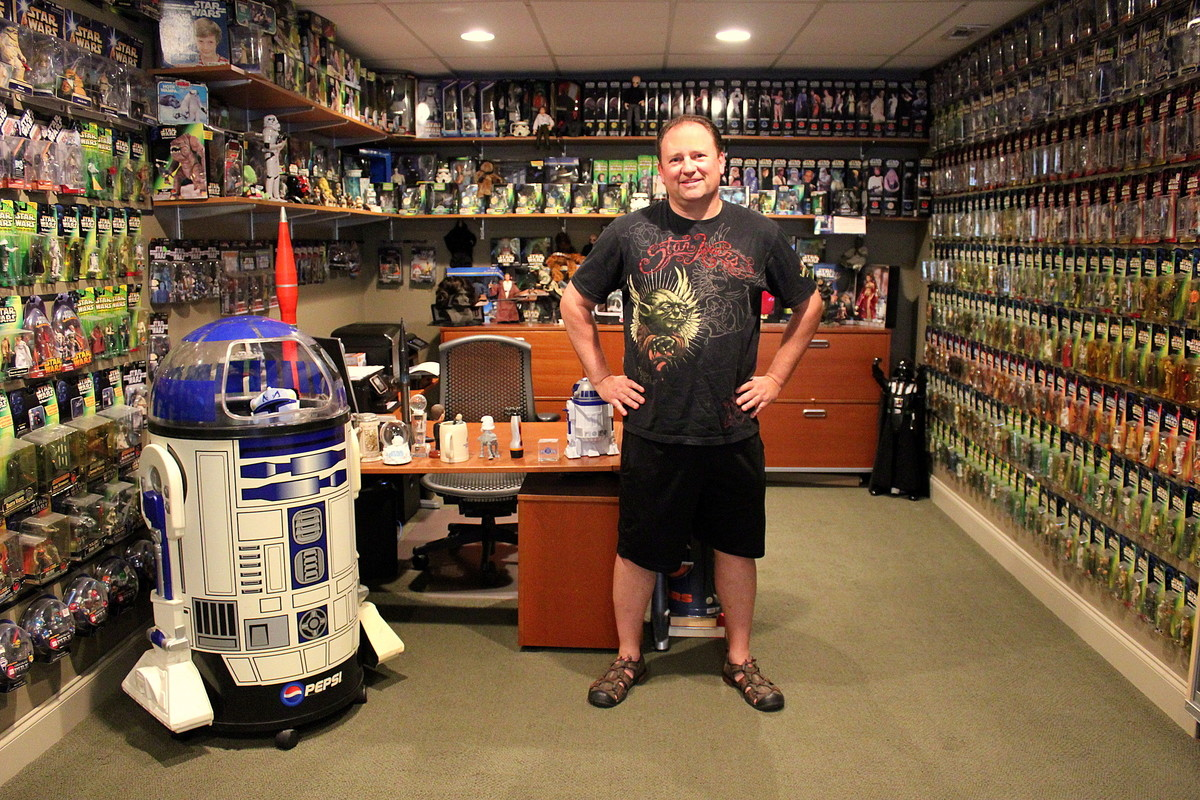 A Man Cave Store : Feel the force of buckhead exec s man cave u buckhaven lifestyle