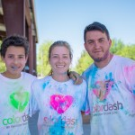 ICAN 5k Color Dash Raises Money in a Colorful Way 2
