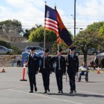 Junior Reserve Officers Training Corps Teaches Service, Citizenship and Patriotism 3