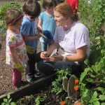 Preschoolers Learning Sustainability Through Gardening