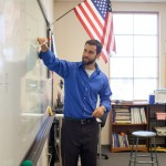 Spotlight on Chandler High School Teacher Andrew Valuikas