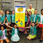 Local Girl Scout Troop Earns Bronze Award 5