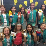 Local Girl Scout Troop Earns Bronze Award 3