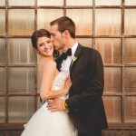 Real Wedding: Sloan & Mike 9