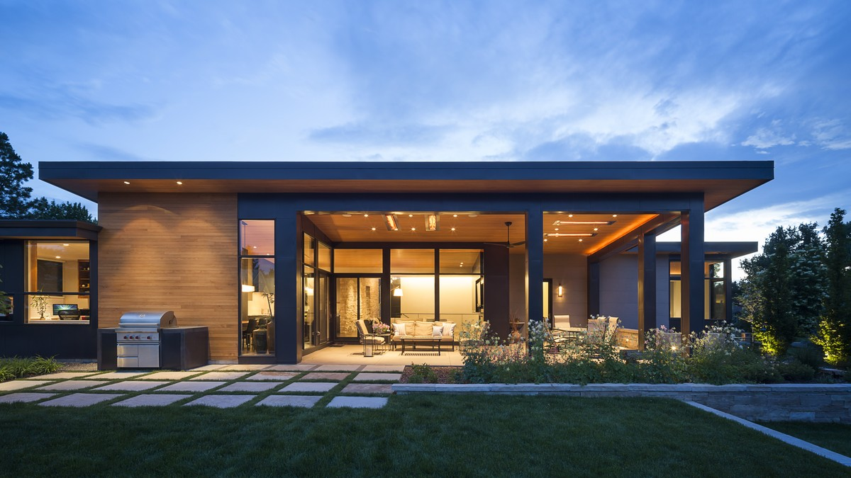 Hmh architecture design transforms a local golf course - Home and architectural trends magazine ...