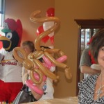Fred Bird Visits Coldwell Banker Gundaker Town & Country 3