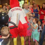 Fred Bird Visits Coldwell Banker Gundaker Town & Country 2