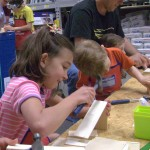 Chesterfield Lowe's Holds Mother's Day Planter Workshop