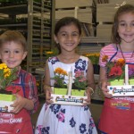 Chesterfield Lowe's Holds Mother's Day Planter Workshop 8