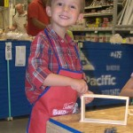 Chesterfield Lowe's Holds Mother's Day Planter Workshop 4