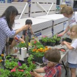Chesterfield Lowe's Holds Mother's Day Planter Workshop 1