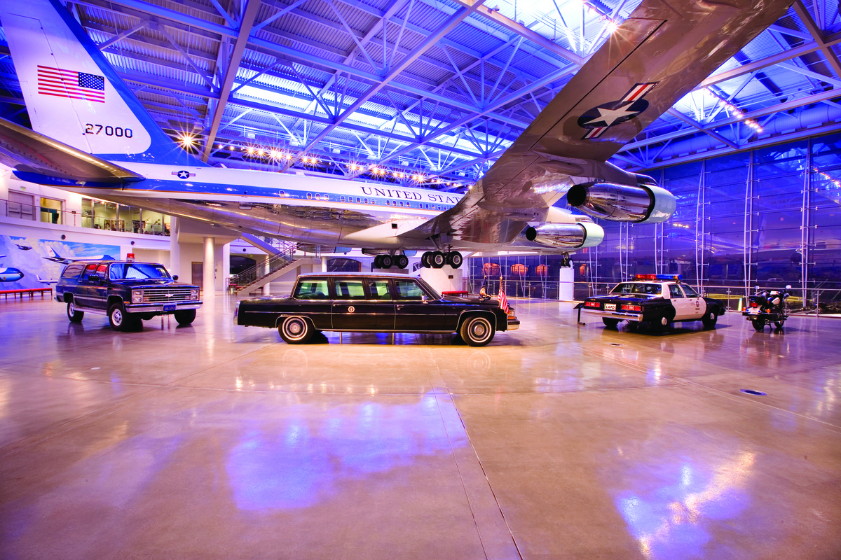 Ronald Reagan Presidential Library and Museum 5
