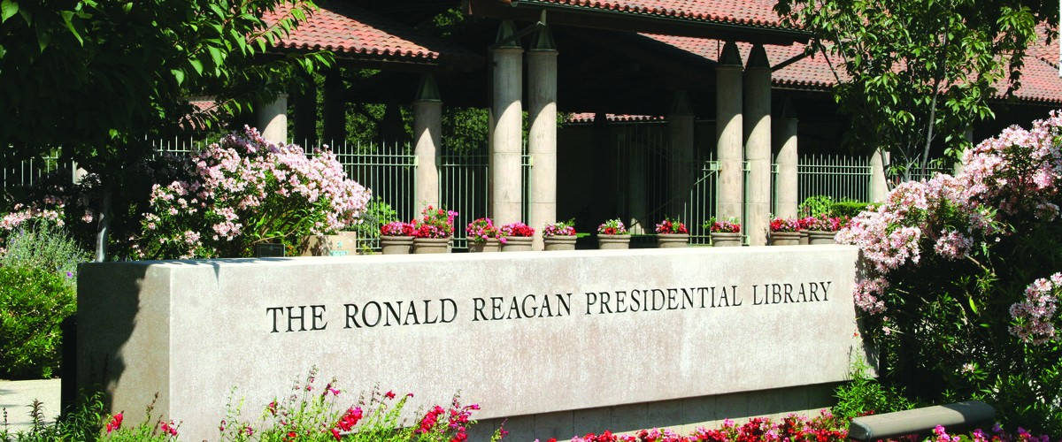 Ronald Reagan Presidential Library and Museum 4