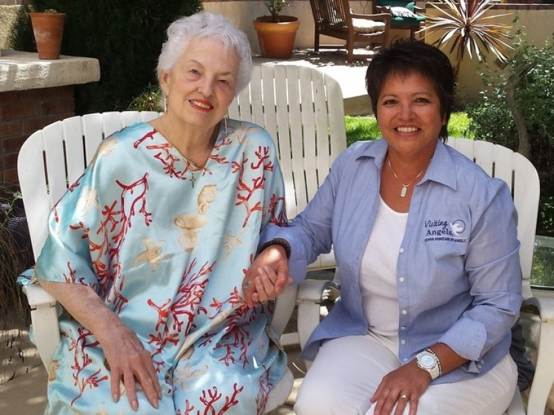 Visiting Angels: Caring Everyday in Everyway 1