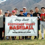 Southeast Valley Baseball Batting Practice