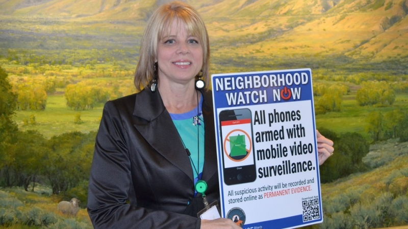 Draper's Neighborhood Watch