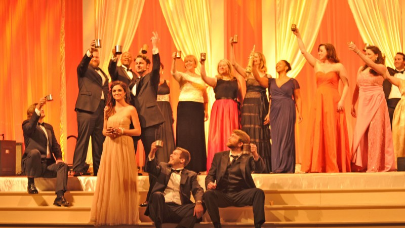 Lyric Opera Circle Champagne Ball 4