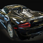 Porsche's 918 Spyder is Automotive Haute Couture 2