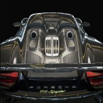 Porsche's 918 Spyder is Automotive Haute Couture 1