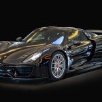Porsche's 918 Spyder is Automotive Haute Couture