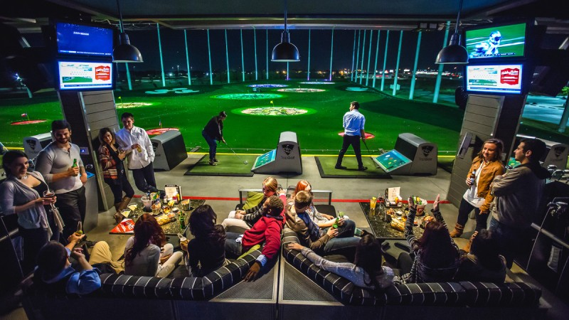 Topgolf Tees off in Kansas City 10