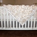 From Wedding Dress Memories to Baby Bedding 3