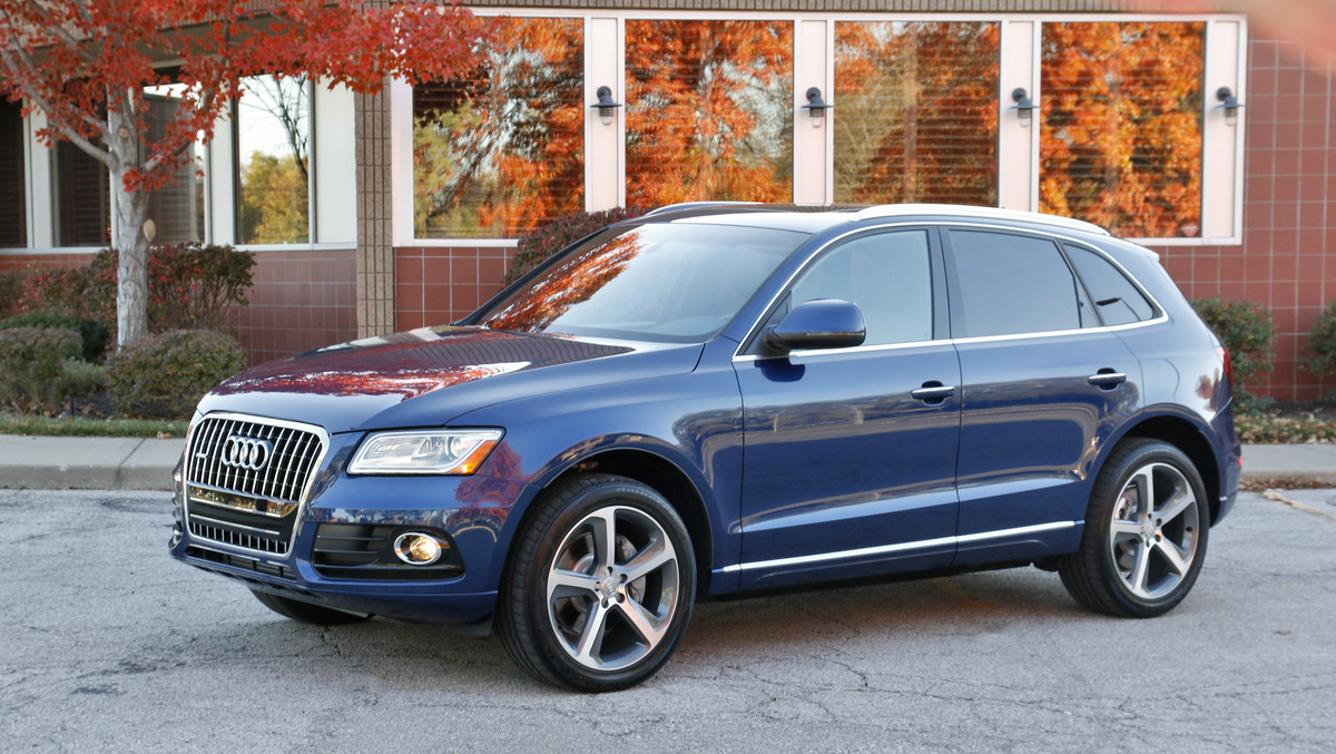 Audi Q5 Diesel has Fuel Economy and Performance 1