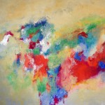 The Colorful, Contemporary Art of Georgeana Ireland 4