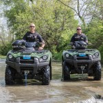 The Boys in Blue: KCPD ATV Unit Is on the Call 7