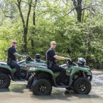 The Boys in Blue: KCPD ATV Unit Is on the Call 5