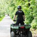 The Boys in Blue: KCPD ATV Unit Is on the Call