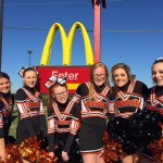 3rd Annual McTeacher's Night at McDonald's 5