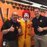 3rd Annual McTeacher's Night at McDonald's 4