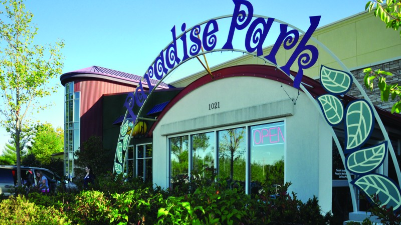 Hands-On Learning Opportunities Abound at Paradise Park