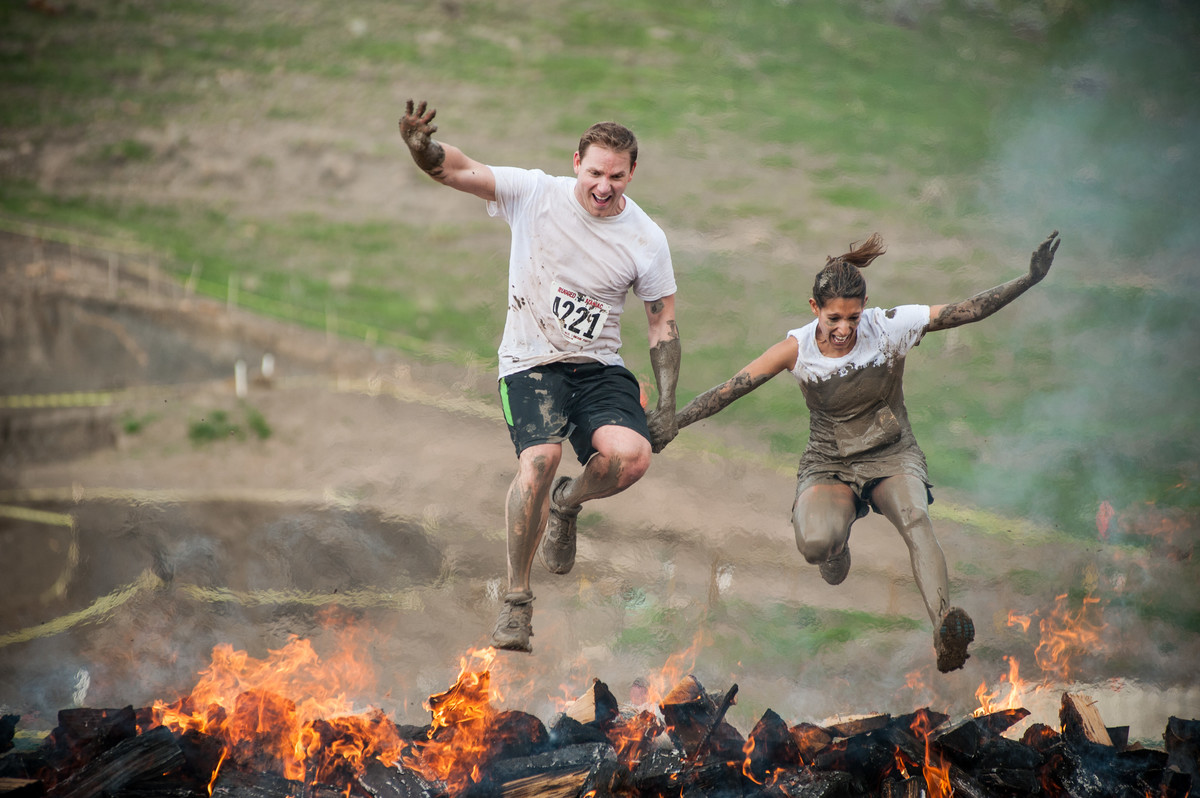 Rugged Maniac Race