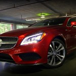 Street Lines: The 2015 Mercedes-Benz CLS400 Sedan