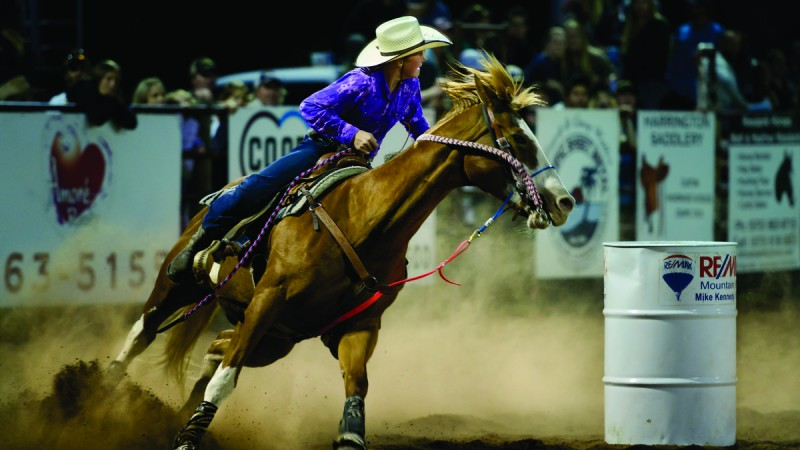 Carbondale Wild West Rodeo 8