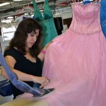 Prom Gowns and the Glass Slipper Project 1