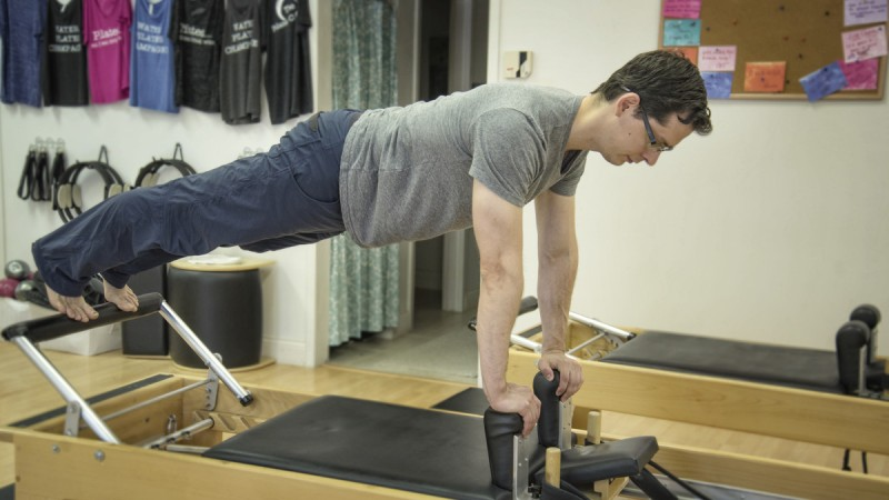 Man Up with Pilates